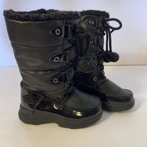 Totes Lil Lacey Girl's Winter Boots